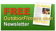 Outdoor Fitness Newsletter